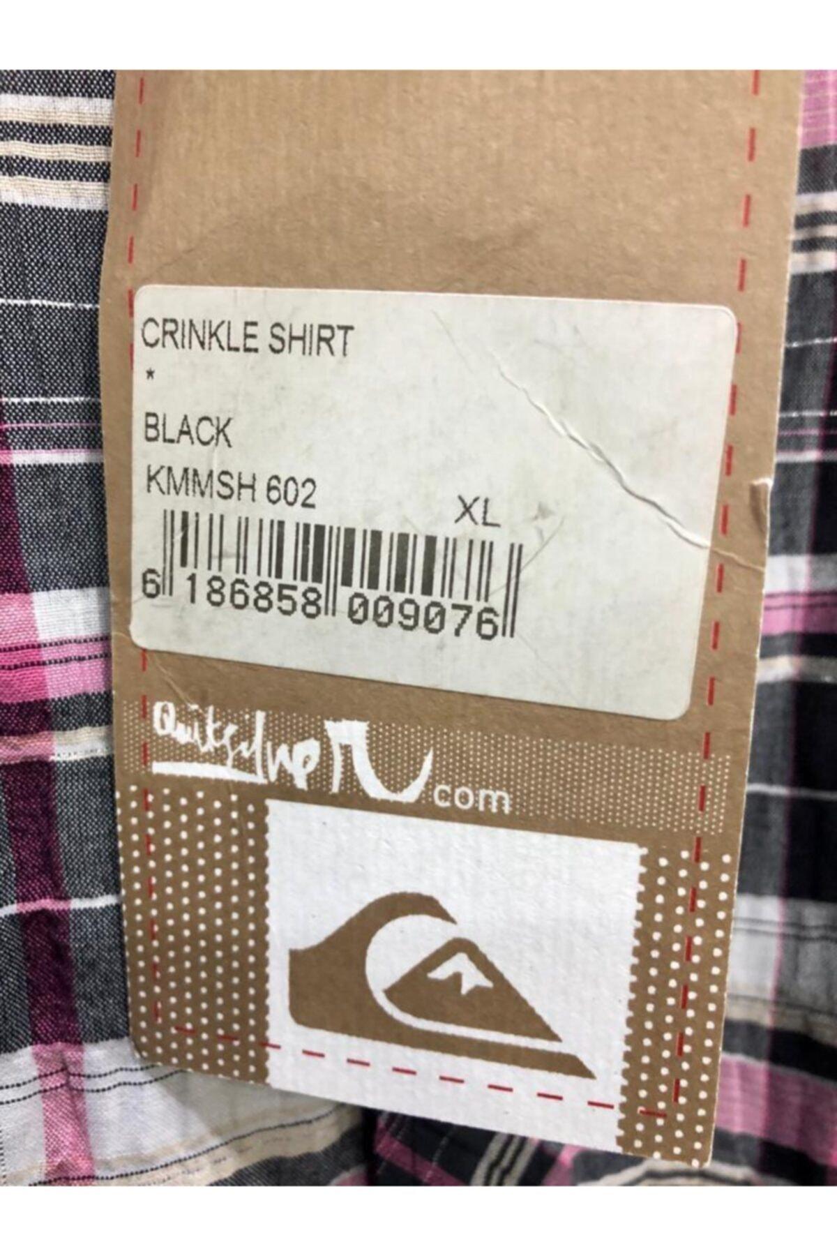 Quiksilver Erkek Kareli Quıksılver Gömlek 2