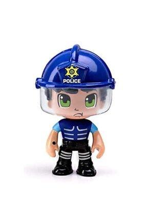 Pinypon Aksiyon Figürleri- Çevik Polis
