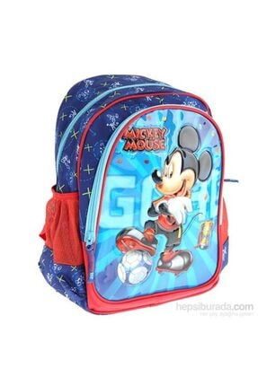 MINNIE-MICKEY MOUSE Mıckey Mouse Okul Çantası 73113