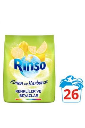 Rinso Limon Ve Karbonat Deterjan 4 Kg