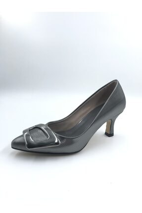 mylady Rugan Topuklu Ayakkabı