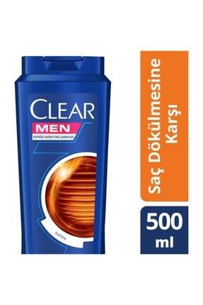 Clear Men Saç Dökülmesine Karşı Şampuan 500 ml
