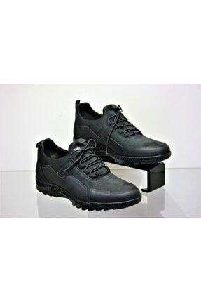 MARCOMEN Unisex Siyah Ayakkabı 10312