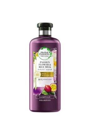 Herbal Essences Çarkıfelek Çiçeği Şampuan 400 ml.