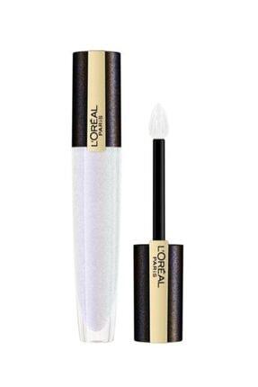 L'Oreal Paris Parlatıcı Ruj - Rouge Signature Lip Topper 210 White Gold 3600523690688