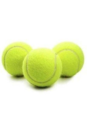 firsatgeldi Can Sport Orjinal 3 Adet Antrenman Tenis Topu Sarı