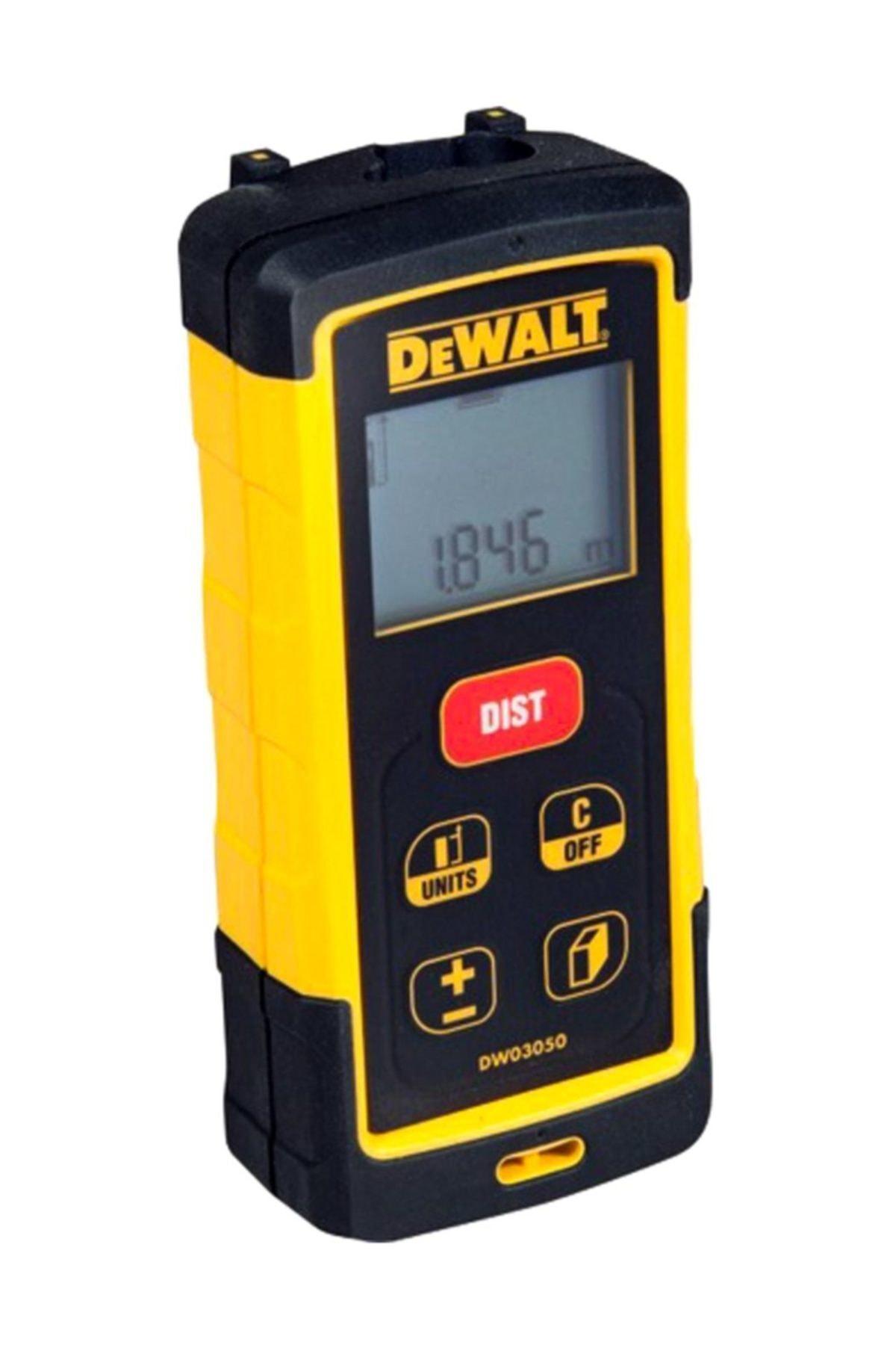 Dewalt Dw03050 50m Profesyonel Lazermetre 1