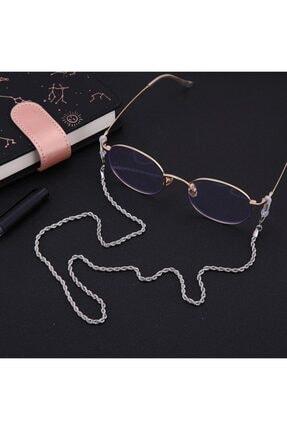 X-Lady Accessories X-lady Moda Yeni Burgu Tasarım Güneş Gözlüğü Askısı Kadınlar Ve Erkekler Için Gümüş Renk