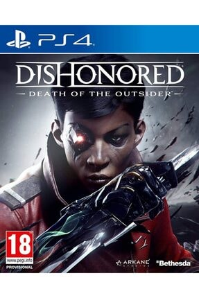BETHESDA Ps4 Dishonored Death Of The Outsıder  Oyun