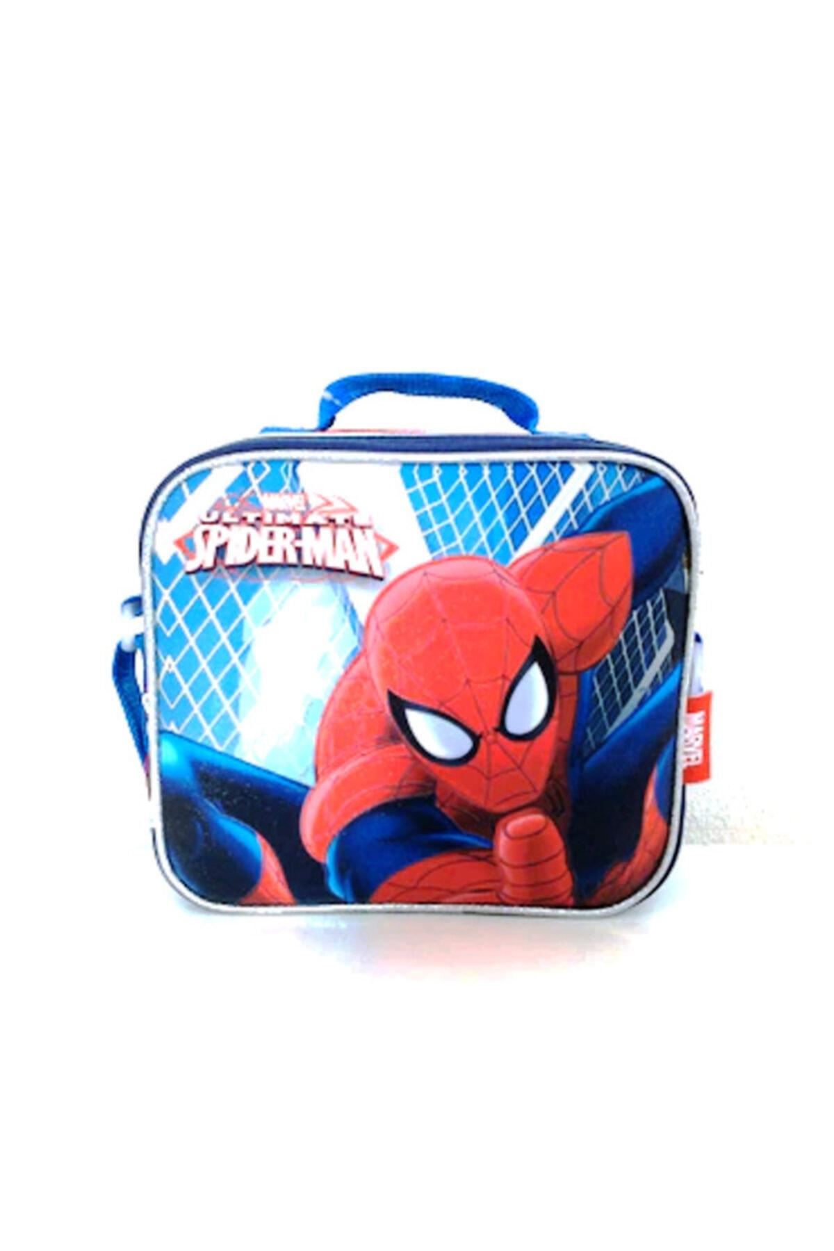 Hakan Çanta Orjınal Spiderman Beslenme Çantası 1