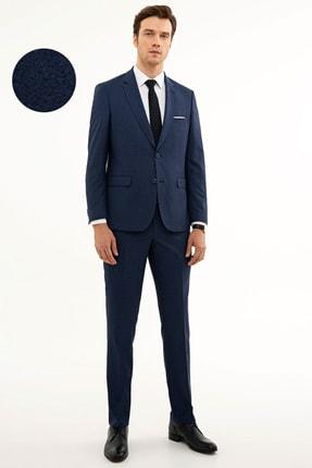 Pierre Cardin Erkek Açık Lacivert Slim Fit Takım Elbise G021GL001.000.1156504