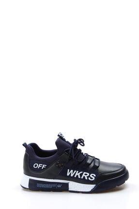 FAST STEP Lacivert Beyaz Erkek Sneaker Ayakkabı 572ma2300