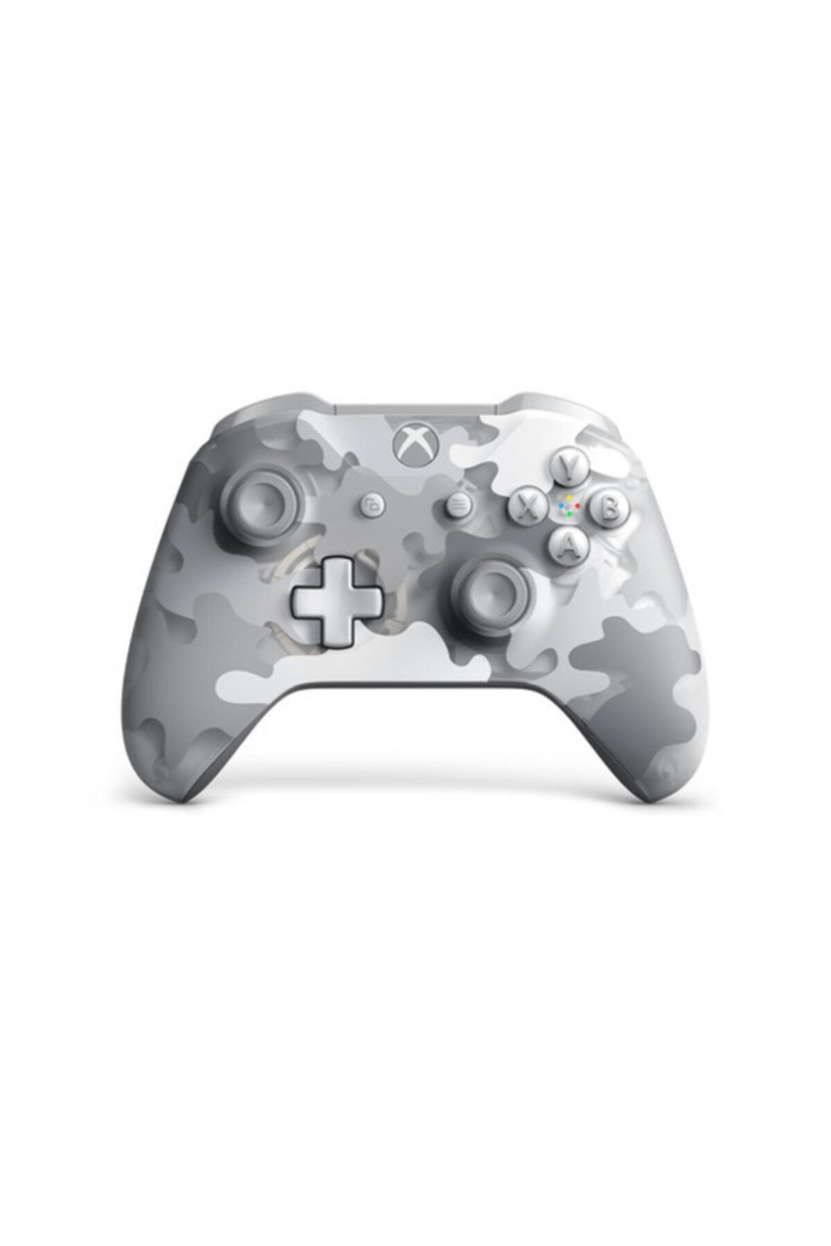 MICROSOFT Xbox One Arctic Camo Special Edition Kablosuz Oyun Kumandası Wl3-00175 1