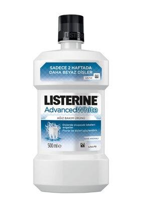 Listerine Gelişmiş Beyazlık Advanced White Gargara 500 ml
