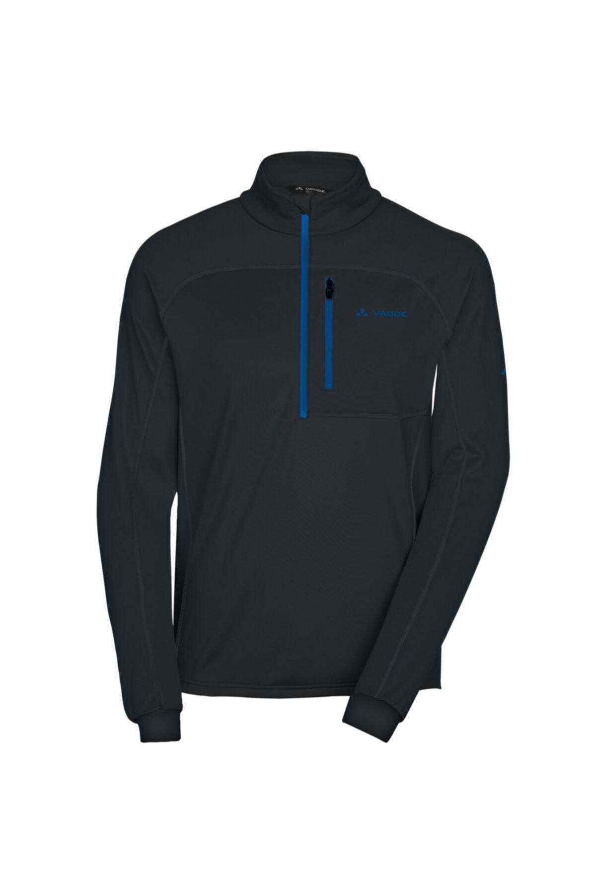 VAUDE Boe Halfzip Erkek Termal T-Shirt 05250 1