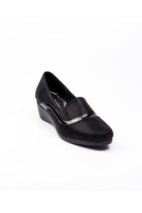 Polaris 92.150013GZ Siyah Kadın Comfort Ayakkabı 100573787