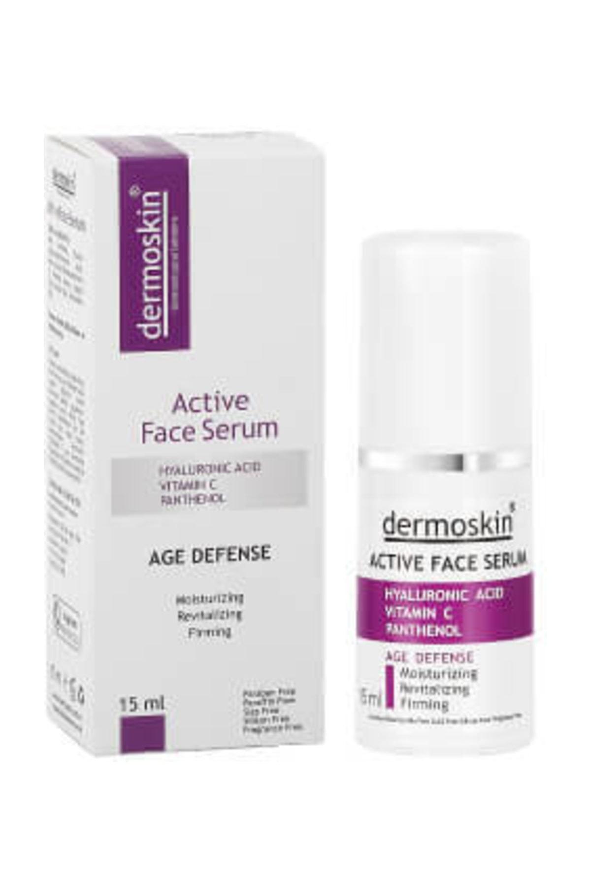 Dermoskin Active Face Serum 1
