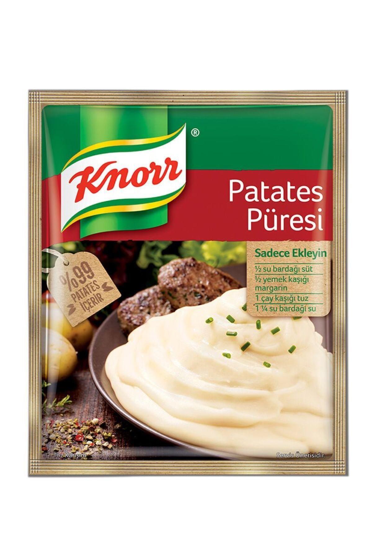 Knorr Patates Püresi 60 g