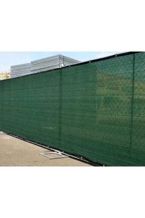 CLK 1.5m X 15m Gölgelik File %95 Koyu Yeşil Gölgeleme Filesi Bahçe Çit Örtüsü