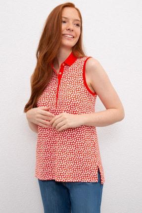 U.S. Polo Assn. Kadın T-Shirt G082GL011.000.964132
