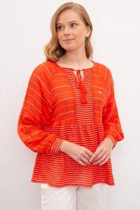U.S. Polo Assn. Kadın Gömlek G082SZ004.000.993688