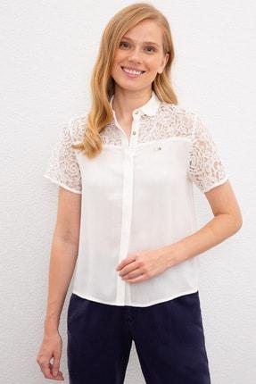 U.S. Polo Assn. Kadın Gömlek G082SZ004.000.980784