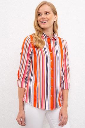 U.S. Polo Assn. Kadın Gömlek G082SZ004.000.980215