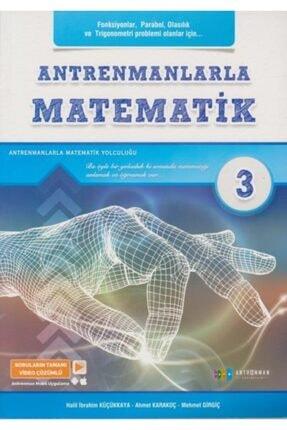 Antrenman Yayıncılık Antrenmanlarla Matematik 3-yeni