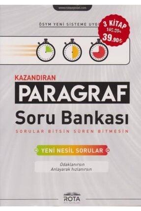 RTY Rota Yayınları Rota Anlam Bilgisi-dil Bilgisi-paragraf 3 Lü Set-kampanyalı