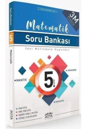 RTY Rota Yayınları Rota 5. Sınıf Matematik Soru Bankası