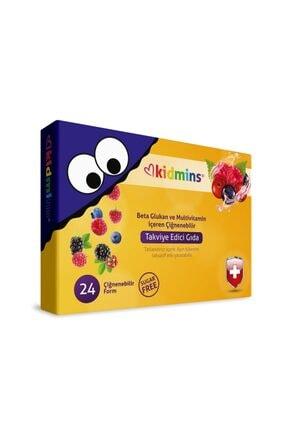 mothersmart Kidmins Bağışıklık Sistemini Destekleyici Çocuk Vitamini 24'lü