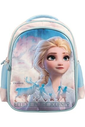 Frozen 2 Ilkokul Çantası Loft Pınk Journey
