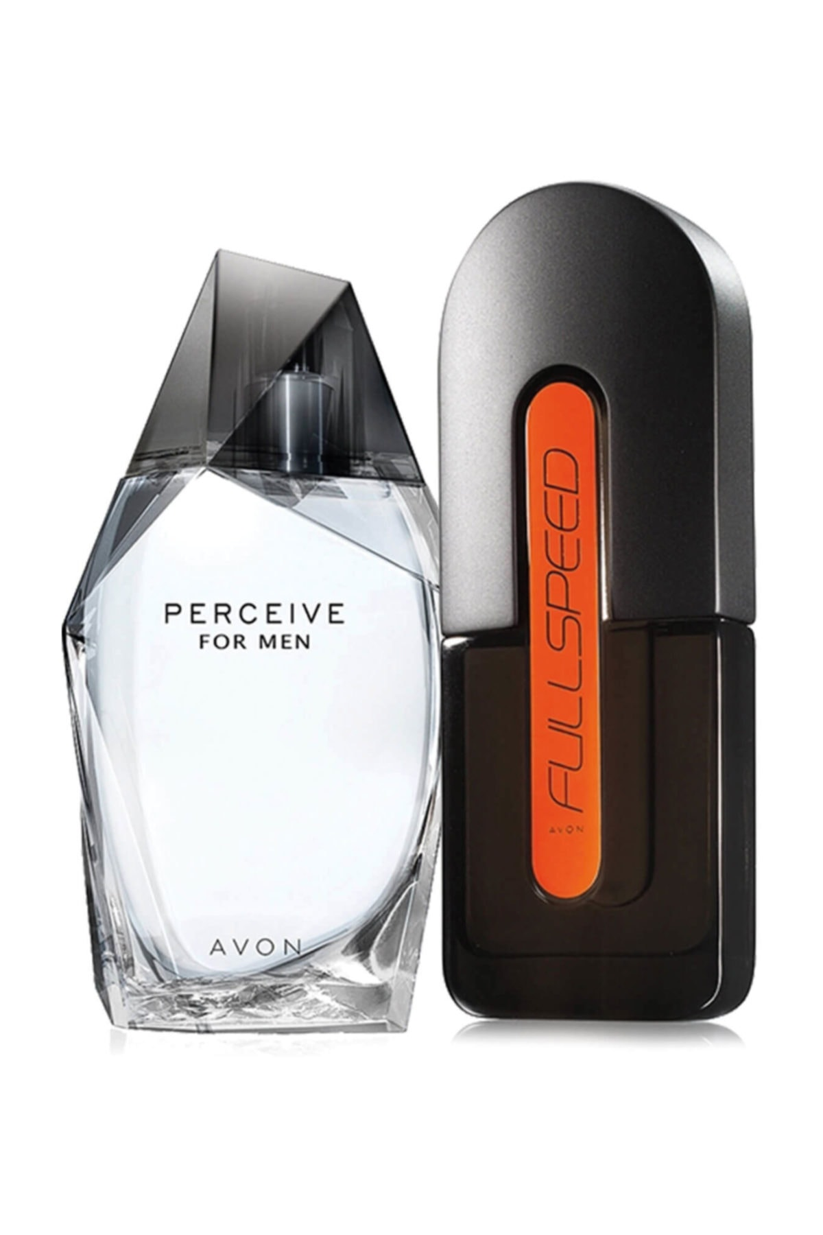 AVON Perceive Ve Full Speed Ikili Set Erkek Parfümü 5050000000192 1