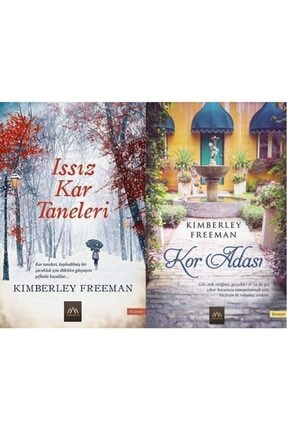 Arkadya Yayınları Issız Kar Taneleri / Kor Adası 2 Kitap Set
