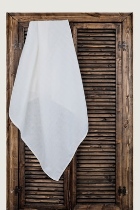 FG Store Beyaz Pamuk Çok Amaçlı Müslin Bez Kumaş(110x110)