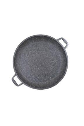 Elit Döküm Çok Amaçlı  Krep Et Balık Tavası  Etli Ekmek Tavası Gözleme Tavası 36 cm