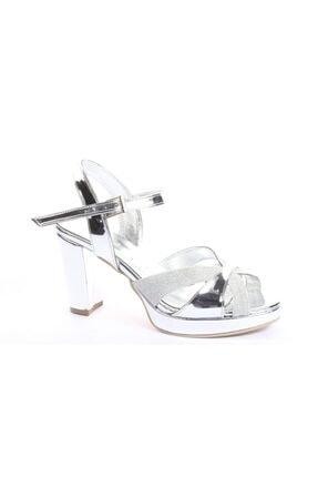 Almera 509-15 R Kadın Topuklu Ayakkabı