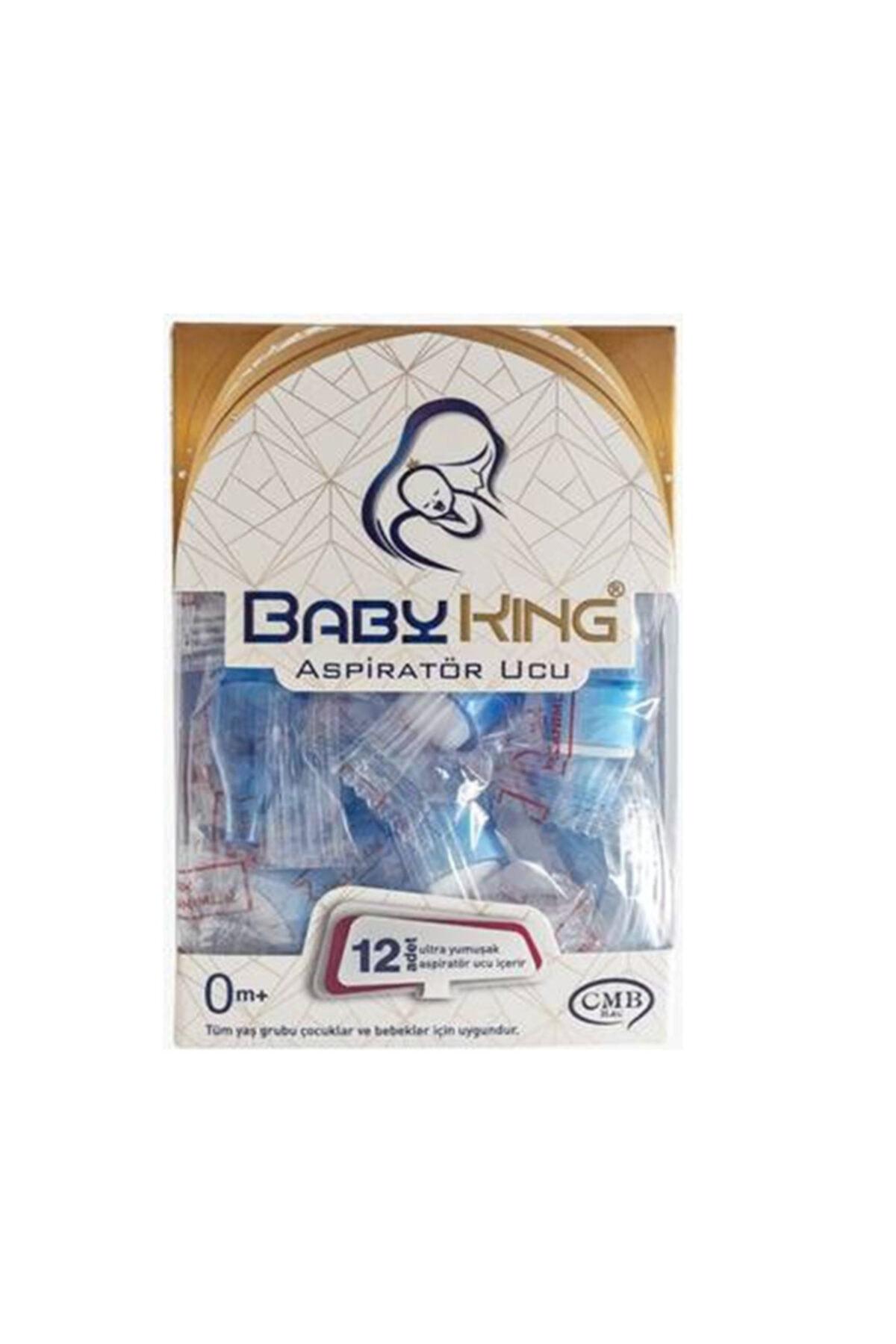 Otribebe Baby King Nazal Burun Aspiratör - Rhinobebe Uyumlu Yedek Uç - Mavi 1