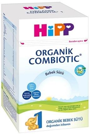 Hipp Organik Combiotic Bebek Sütü 800Gr No:1 (0-6 Ay)