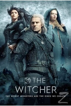 Melisa Poster The Witcher Poster