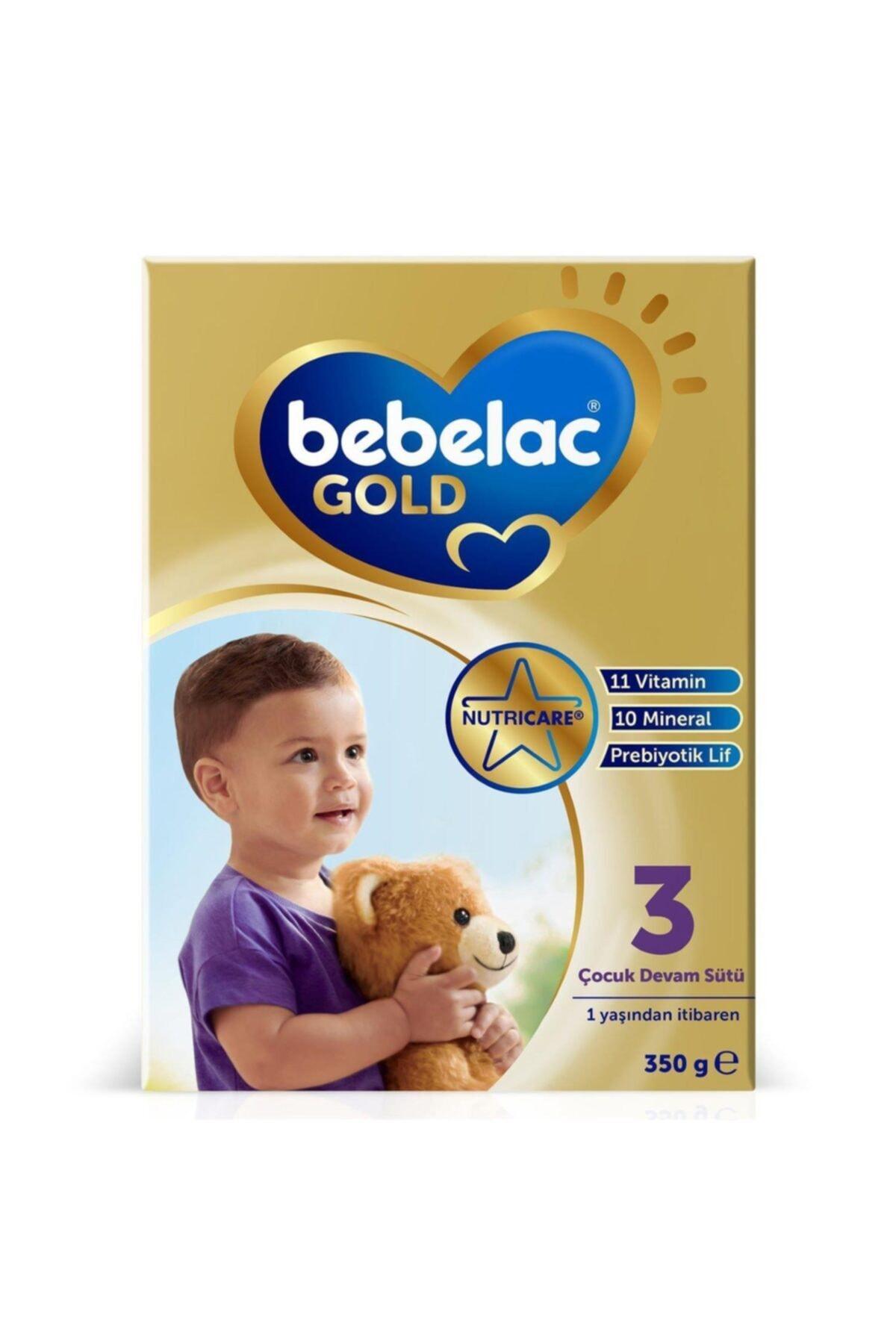 Bebelac Gold 3 Devam Sütü 350 gr 1