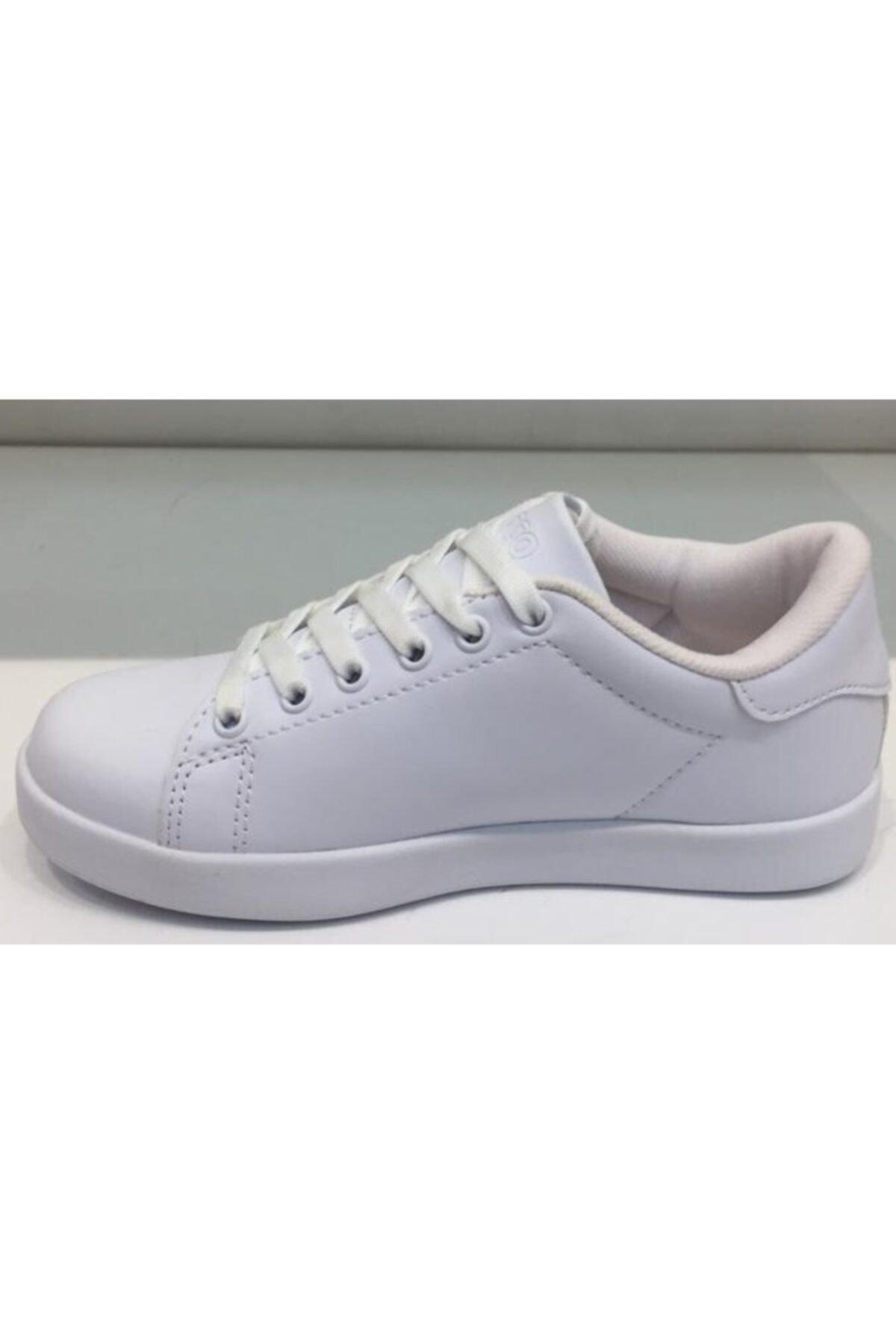Vicco Kadın Beyaz Günlük Spor Ayakkabı 1
