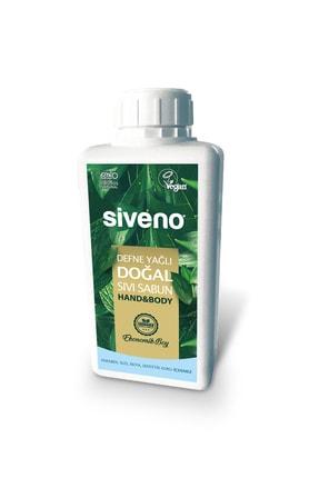 Siveno Defne Yağlı Doğal Sıvı Sabun 1l