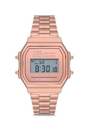 Timewatch Unisex Kol Saati Tw1242rrr Metal Rose