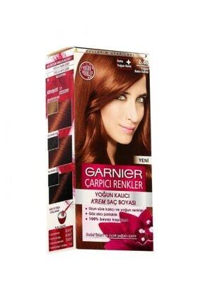 Garnier Saç Boyası - Çarpıcı Renkler 6.46 Yoğun Bakır Kahve 3600541137011