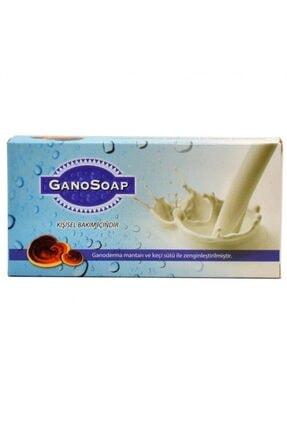 Gano Soap (derma Mantarlı Ve Keçi Sütlü Sabun) (2x100 gr)