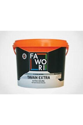 Fawori Extra Tavan Boyası Beyaz 10 Kg