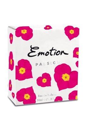 Emotion Passion Edt 50 ml Kadın Parfümü 8690586004541