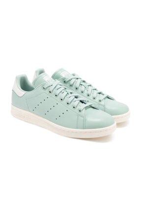 adidas Kadın Adidas Stan Smith Green Spor Ayakkabı Cq2820