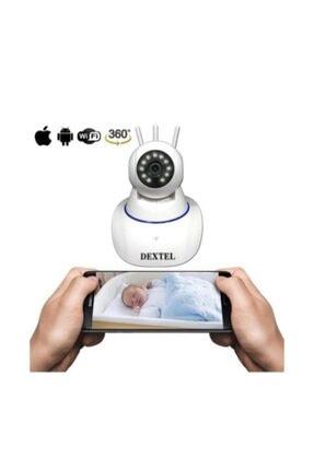DEXTEL Dex-11 Wireless Ip Kamera Kablosuz Ip Bebek Izleme